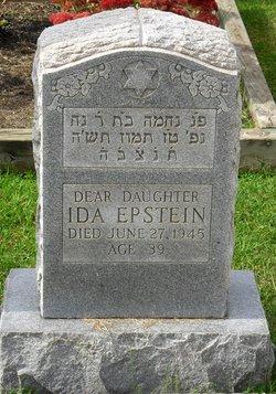 Ida Epstein