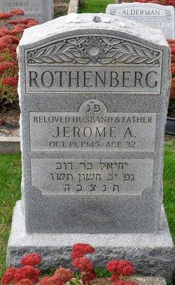 Jerome A. Rothenberg