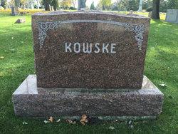 Rosa D. <I>Dietz</I> Kowske