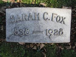 Sarah Catherine Norris Fox 1838 1928 Find A Grave Memorial