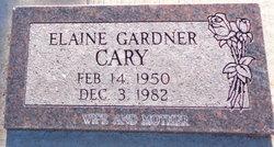 Myrtle Elaine <I>Gardner</I> Cary