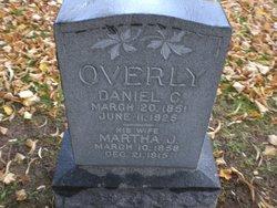 Daniel Cornell Overly