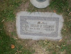 D Bessie Shuput