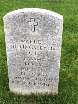 Warren Billingsley, Jr