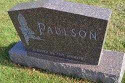 Helga Josephine <I>Larson</I> Paulson