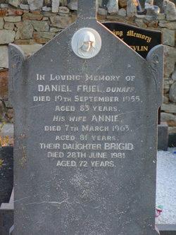Annie <I>Lynch</I> Friel