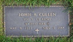 John R. Cullen