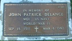 John Patrick Delance