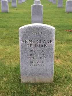 Anne Clare Denman