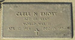 Clell Nelson Emory