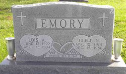 Lois Adline Emory