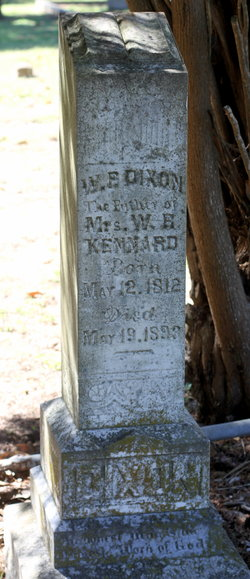 William Powell Dixon