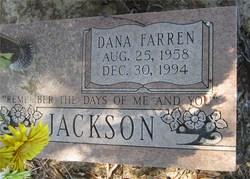 Dana Farren Jackson