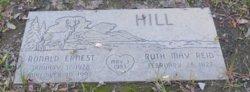 Ronald Ernest Hill