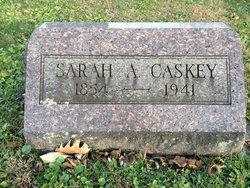 Sarah A. Caskey