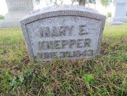 Mary Ellen/Eleanor <I>Reeme</I> Knepper