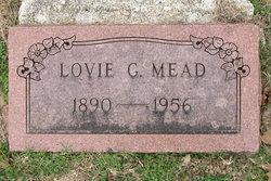 Lovie Grace <I>Ford</I> Mead