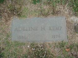 Adeline H <I>Hollister</I> Kemp