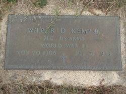 Wilbur D Kemp, Jr