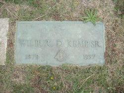 Wilbur D Kemp, Sr