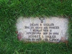 Dean R Sigler