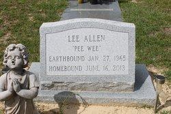 """Lee Allen """"Pee Wee"""" Powell"""