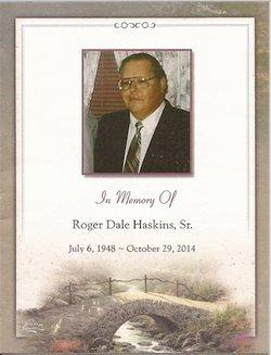 Roger Dale Haskins, Sr