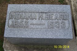 Indiana Hannah <I>Thomas</I> Beard