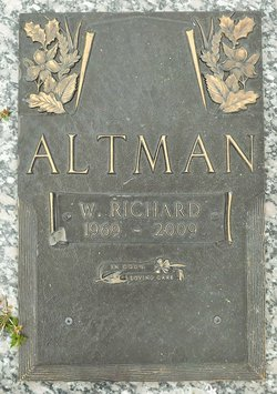 William Richard Altman