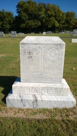 Mary Ellen <I>Terry</I> Tate