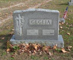 Catherine C. <I>Capone</I> Geglia