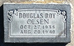 Douglas Roy Olsen