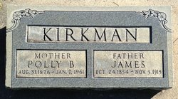 Polly Maston <I>Babcock</I> Kirkman