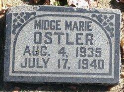 Midge M Ostler