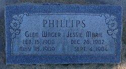Glenn W Phillips