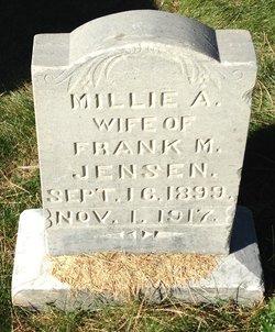Millie Alen <I>Davidson</I> Jensen