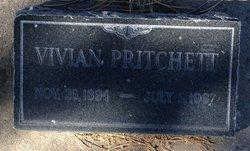 Vivian Christine <I>Pritchett</I> Smith