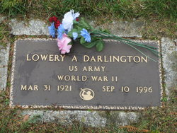 Lowery A. Darlington