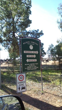 Mildura Public Cemetery