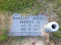 """Roosevelt """"Maurice"""" Prewitt, Jr"""