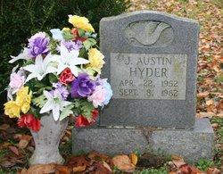 J Austin Hyder