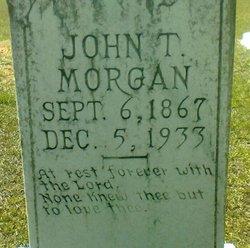 John Thomas Morgan