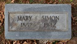 Mary E Simon
