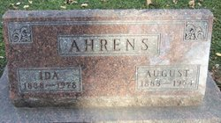 Ida Lawilla <I>Eckhart</I> Ahrens
