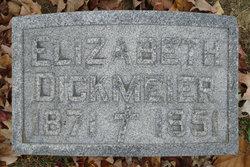 Elizabeth Dickmeier