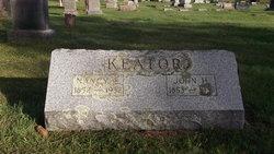 Nancy E. <I>Stevens</I> Keator
