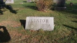 Elmer Daniel Keator