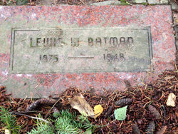 Lewis Walter Batman