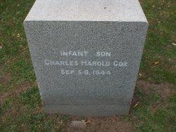Charles Harold Cox