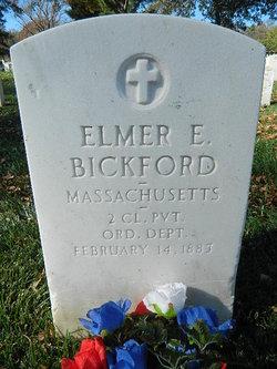 Elmer E Bickford